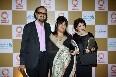 Alyque Padamsee with daughter Rael Padamsee  Sabira Merchant at Swades Foundation charity fundraiser show in Mumbai