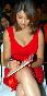 Richa Gangopadhyay Red Dress Hot Photo