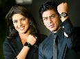 priyanka chopra and shah rukh khani