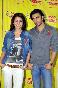 Anushka Sharma and Ranveer Singh at Radio Mirchi FM Studios promoting Ladies vs Ricky Bahl Photo