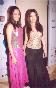 Riya Sen with sister Raima Sen