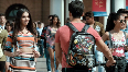 Tara Sutaria   Tiger Shroff starring Student of the Year 2 Hindi Movie Stills  19