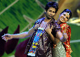 Priyanka Chopra and Shahid Kapoor IIFA Awards 2012 Performance Photo