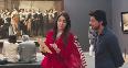 Anushka Sharma and Shah Rukh Khan Jab Harry Met Sejal Movie Song Stills  15