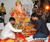 Sonu Sood Ganpati