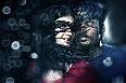 Dhanush and Shruti Hassan 3 Tamil Movie Poster