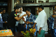 Nandamuri Kalyanram Birthday Celebrations on MLA Movie Sets  23