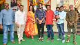 Srinivasa Kalyanam Telugu Movie Opening  6