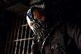 Tom Hardy in The Dark Knight Rises Movie Photo