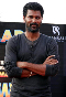 Choreographer turned filmmaker Prabhu Deva at his film ROWDY RATHORE promotions in Lokhandwala Complex photo