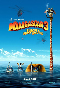Madagascar 3 Hollywood Movie Poster
