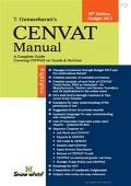 cenvat-manual-a-complete-guide-covering-cenvat-on-goods-and-services