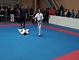 awesome karate kick knockout video videos