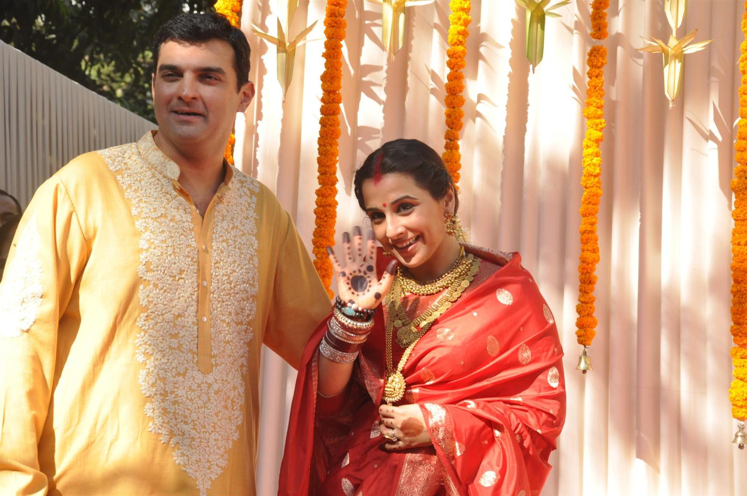 Richa anirudh husband