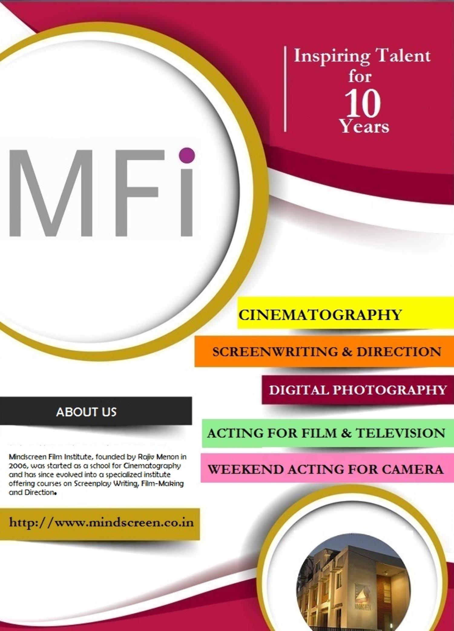 mindscreen film institute Mindscreen film institute institute, mindscreen film institute, cinematography department, department member studies journalism, film.