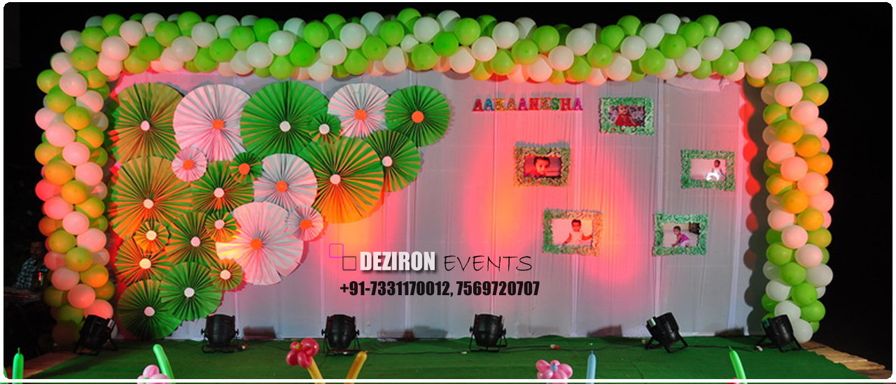 Birthday Party Organisers In Hyderabad Deziron Events On