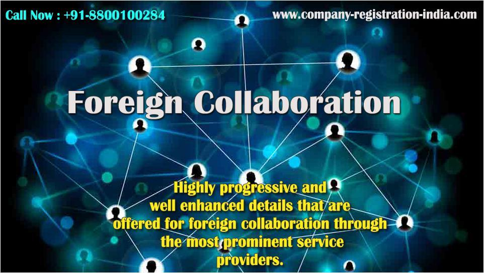 foreign collaboration