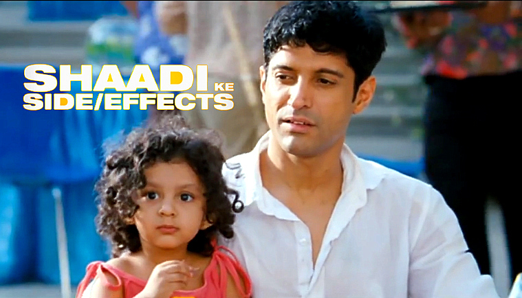 Farhan akhtar shaadi ke side effects movie photo