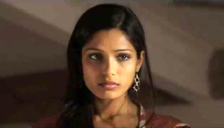 Freida Pinto Trishna Movie Image : trishna on Rediff Pages