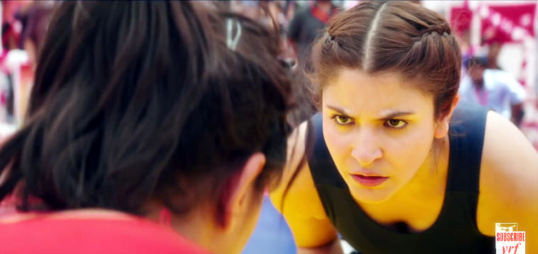 Anushka sharma as arfa movie sultan photo sultan on - Anushka sharma sultan images ...