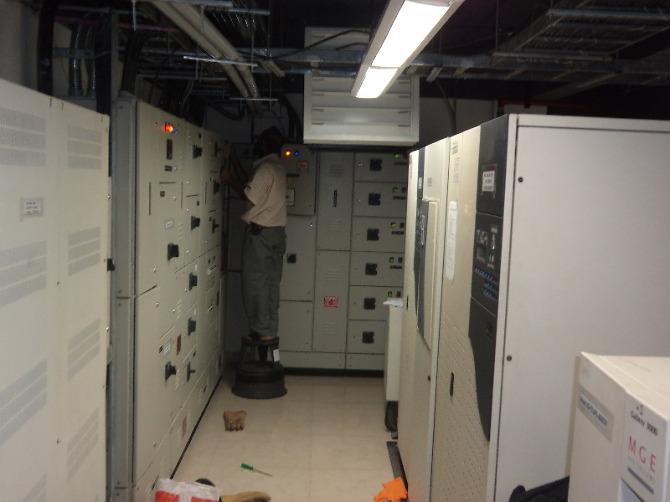 Data Center panels