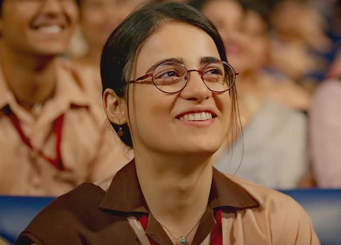 Radhika Madan starrer Angrezi Medium Hindi Movie Photos  21