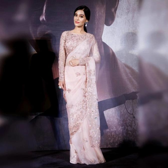 Amrita Rao Thackeray Movie Trailer Launch  2