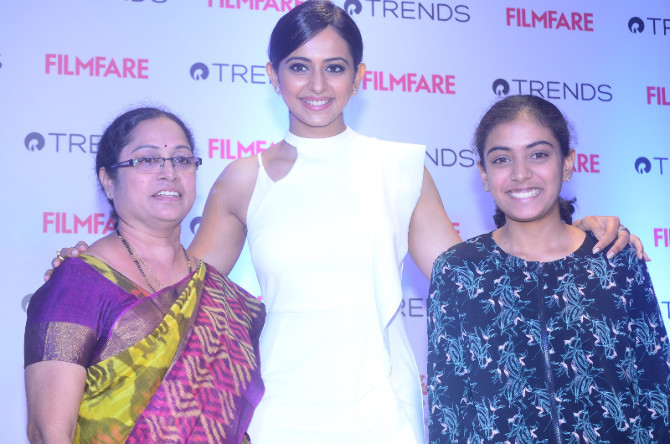 Filmfare Meet and Greet with Rakul Preet Singh  10