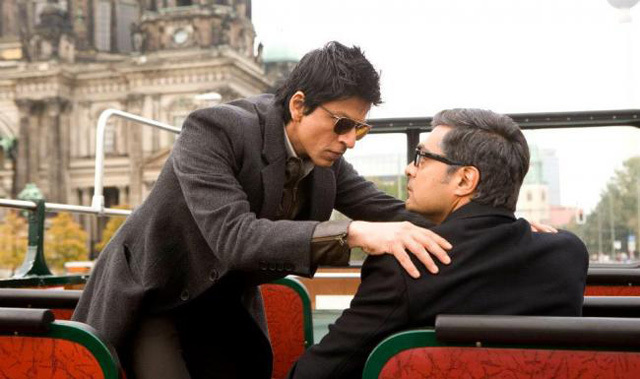 Shahrukh Khan Don2 Movie Stills