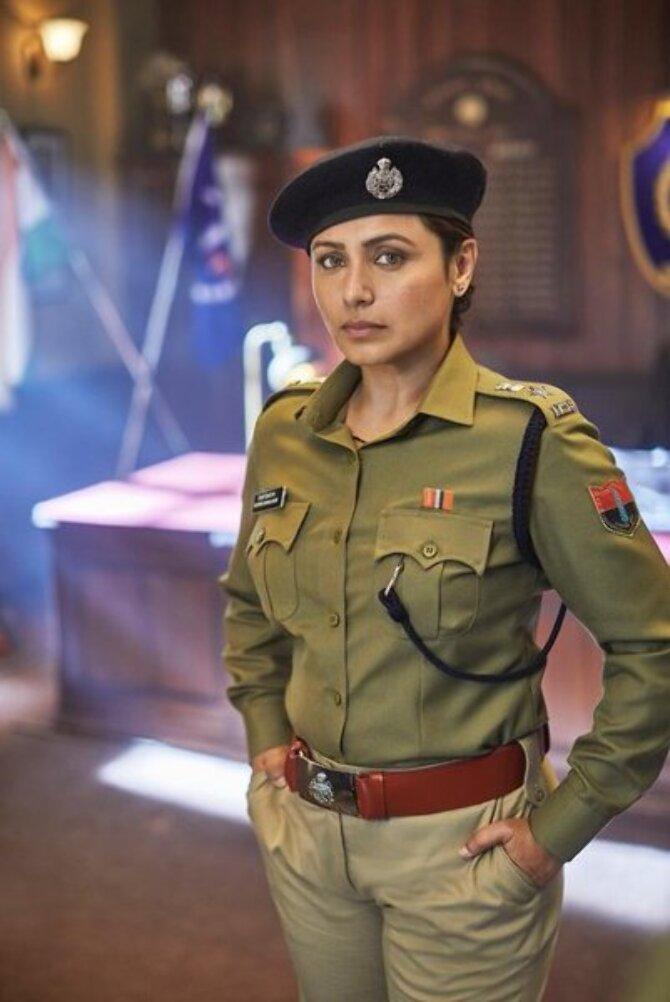 Mardaani 2 starring Rani Mukerji
