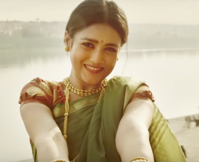 Ankita Lokhande starrer Manikarnika Hindi  Movie Photos  33