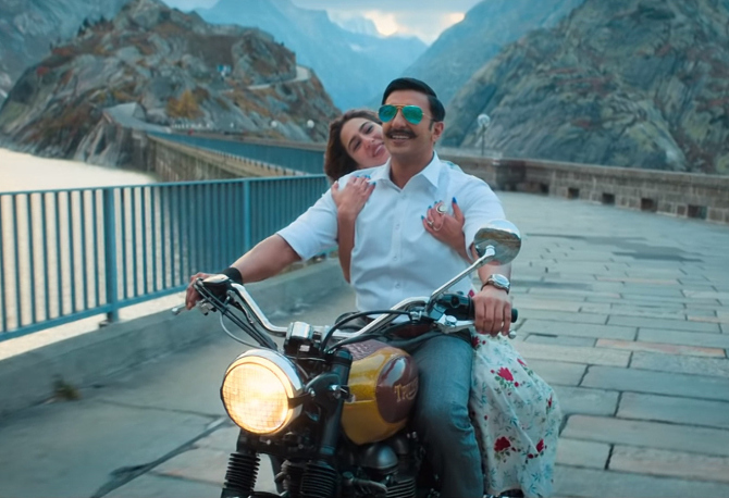 SIMMBA Movie Song Tere Bin starring Ranveer Singh   Sara Ali Khan  10