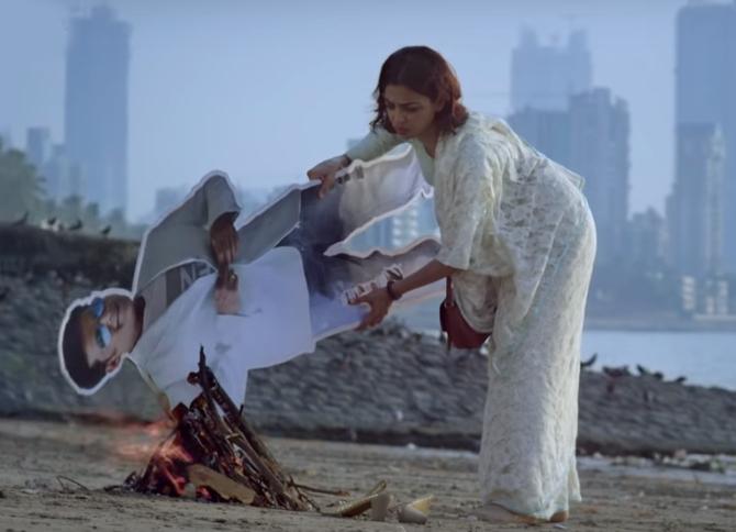 Radhika Apte Bombairiya Hindi Movie Photos  43