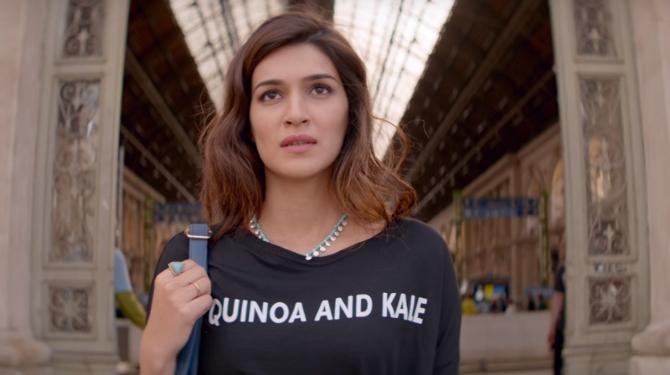 Kriti Sanon Raabta Movie Song Stills  18
