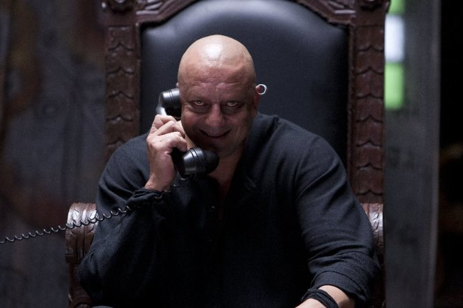 Sanjay Dutt in Agneepath photos