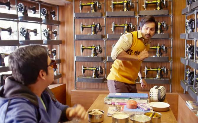 Anushka Sharma Kohli starrer Sui Dhaaga Movie Photos  11