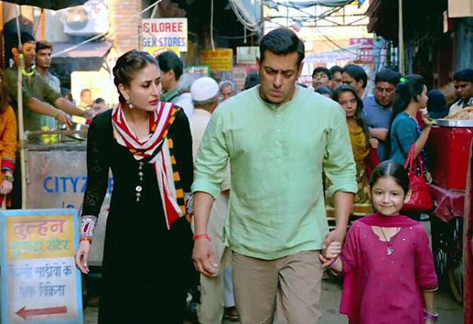 Bajrangi Bhaijaan review: Full on entertainment, Salman