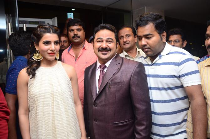 actress samantha launches peram group mega ventures brochure-photo31