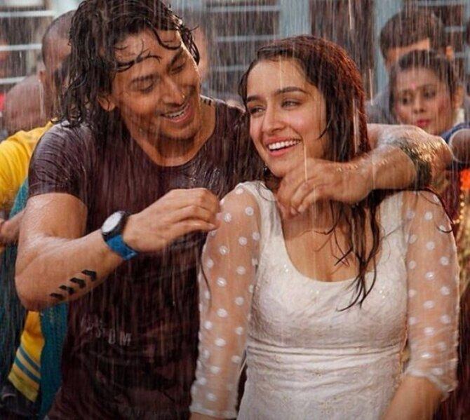 Shraddha Kapoor Tiger Shroff Baaghi Movie Photo : shraddha kapoor ...