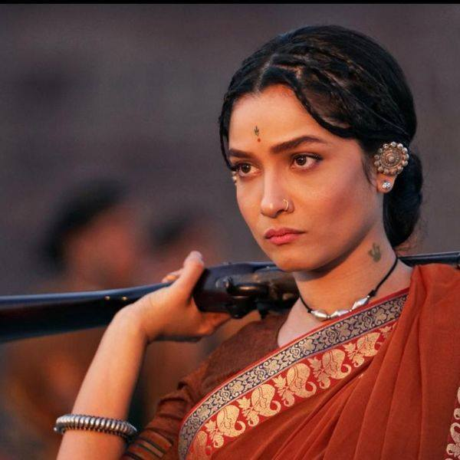 Ankita Lokhande starrer Manikarnika Movie Photo
