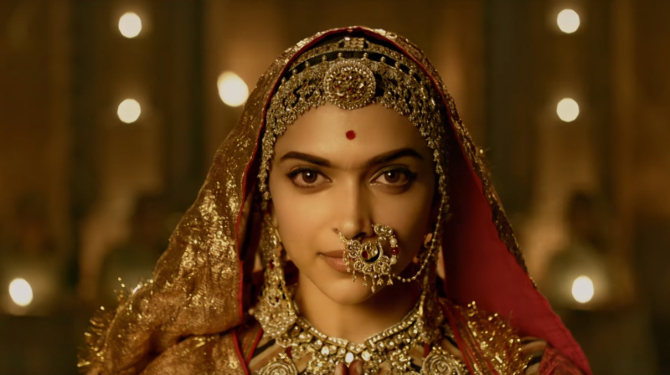Deepika Padukone PADMAAVAT movie Stills  17