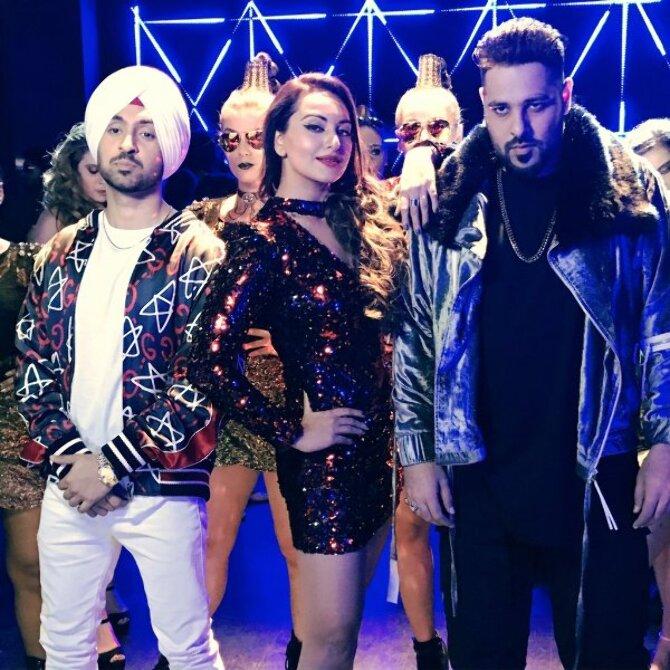 Sonakshi Sinha NOOR movie Song Pic