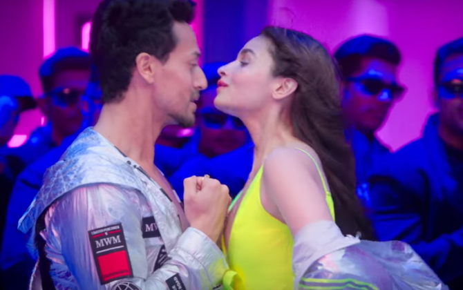 Student of the Year 2 Song Hook Up Starring Alia Bhatt   Tiger Shroff  28