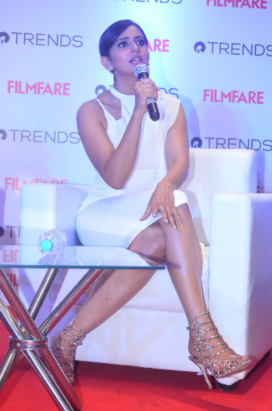 Filmfare Meet and Greet with Rakul Preet Singh  7