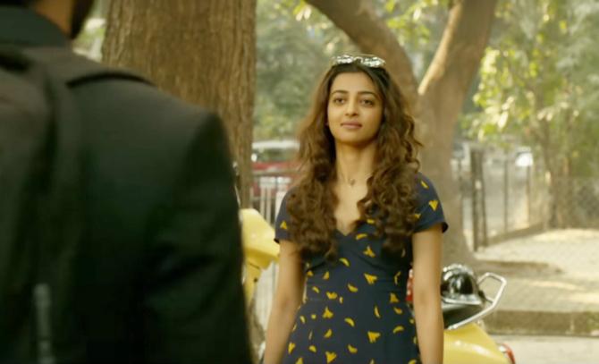 Radhika Apte Andhadhun Hindi Movie Photos  26