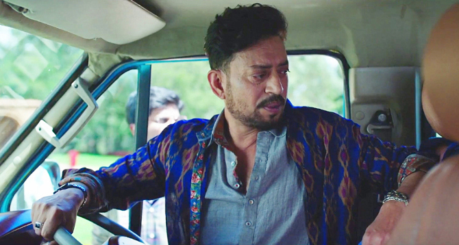 Irrfan Khan starrer KARWAAN Movie Stills  6