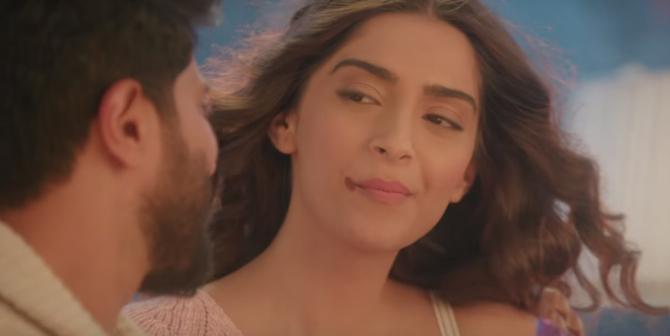 Sonam Kapoor starrer The Zoya Factor Movie Photos  12