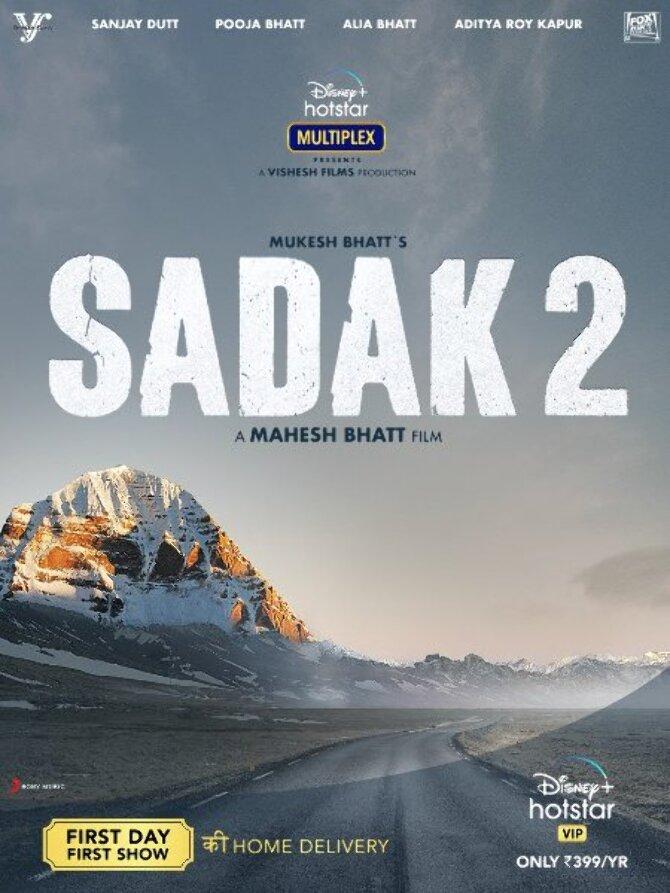 sanjay dutt    sadak 2 movie photos-photo1