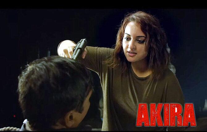 Sonakshi Sinha Akira Movie Images  13