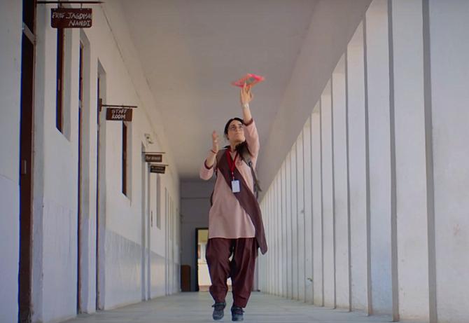 Radhika Madan starrer Angrezi Medium Hindi Movie Photos  26